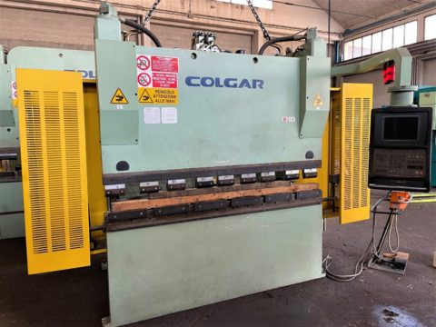 Piegatrice usata COLGAR PS 60/2000 TCM cnc 4 assi
